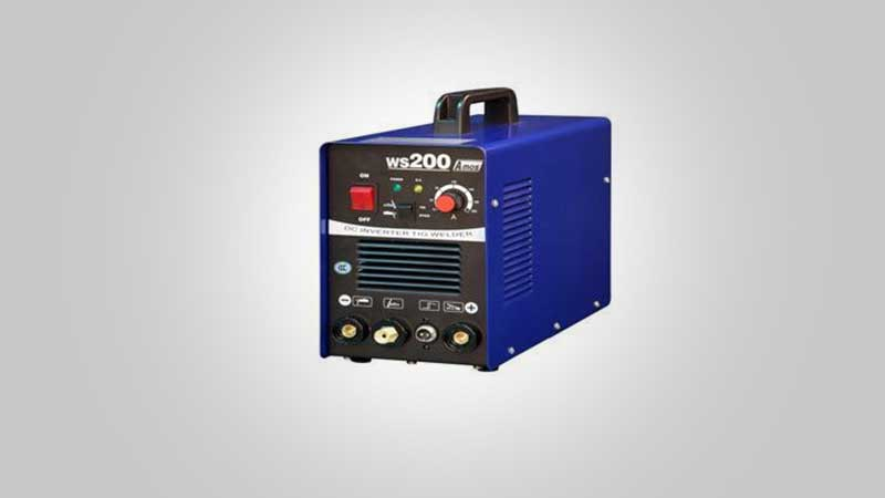 Al Lamsa Metals - INVERTER SMALL DC ARGON ARC WELDING M/CS