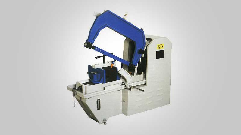 Al Lamsa Metals - HYDRAULIC HACKSAW MACHINE
