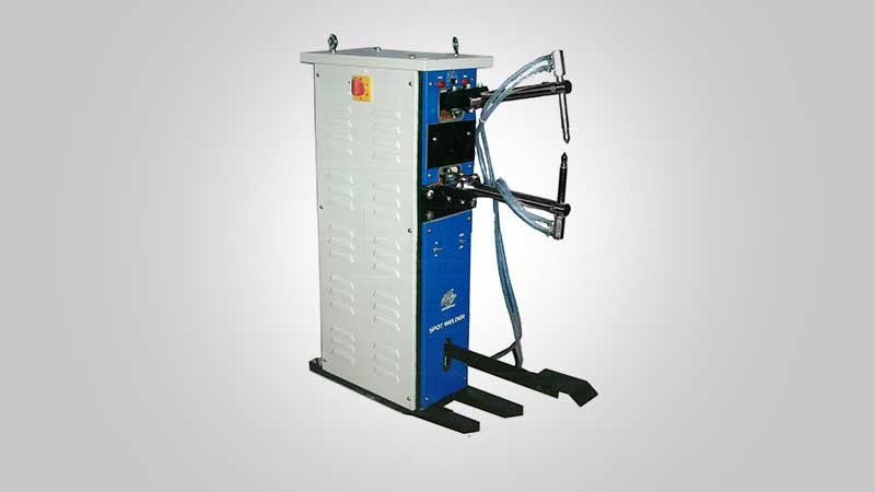 Al Lamsa Metals - SPOT WELDING MACHINE