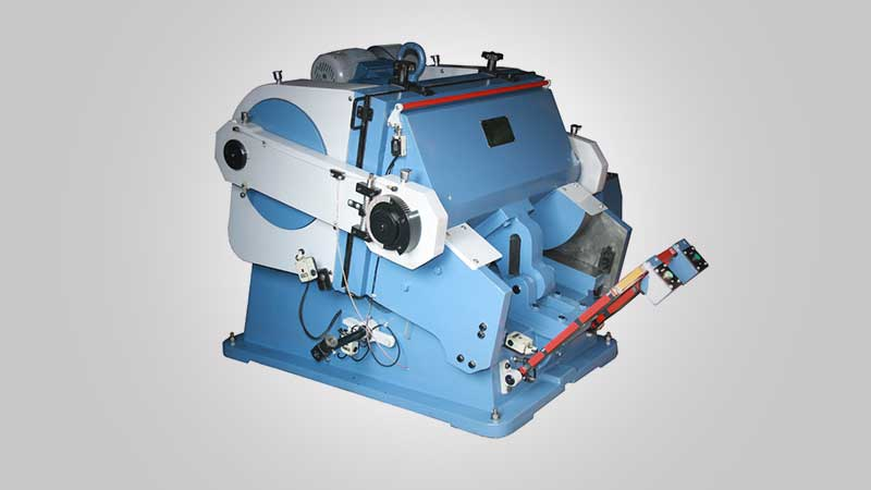 Al Lamsa Metals - PUNCHING MACHINE